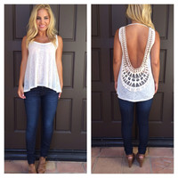 Diva at the Beach Tank - IVORY