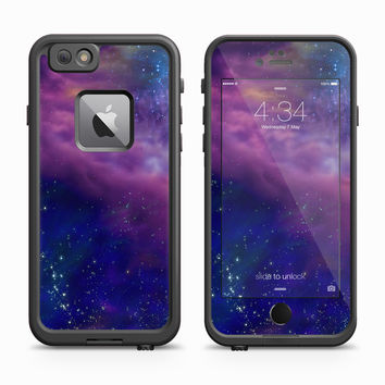 Galactic Milk Night Skin for the Apple iPhone LifeProof Fre Case