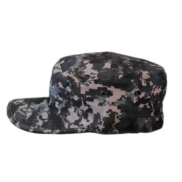 HOT 2016 Unisex Men Women Camo Camouflage Patrol Hat Army Caps Gorras Snapback Baseball Cap Hip Hop Boys Trucker Hat Bone