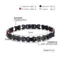 Hot Sale Awesome Shiny Great Deal Stylish New Arrival Gift Titanium Men Bracelet [10783260419]