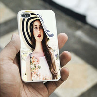 Lana Del Rey iPhone 5C case,iPhone 5S case,iphone 5 case,iphone 4 case,iphone 4S  case,Samsung s3 case,samsung s4 case