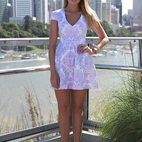 GOLD FOIL DRESS , DRESSES, TOPS, BOTTOMS, JACKETS & JUMPERS, ACCESSORIES, 50% OFF SALE, PRE ORDER, NEW ARRIVALS, PLAYSUIT, COLOUR, GIFT VOUCHER,,Print,Purple Australia, Queensland, Brisbane