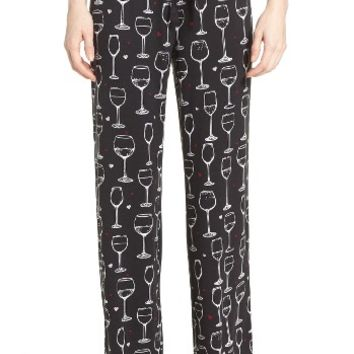 PJ Salvage Wine Glass Pants | Nordstrom