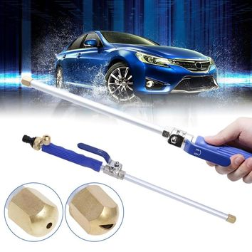 Alloy Heavy Duty High Pressure Adjustable Spray Water Gun