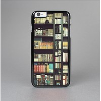The Vintage Bookcase V2 Skin-Sert Case for the Apple iPhone 6 Plus