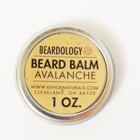 Avalanche - All Natural Beard Balm - 1oz.