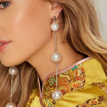 Suzywan Deluxe Darling Nikki Drop Earrings