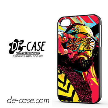 Macho Man Randy Savage DEAL-6760 Apple Phonecase Cover For Iphone 4 / Iphone 4S
