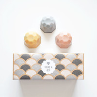 Jewel Soap Gift Set - You're a Gem - 3 Soaps