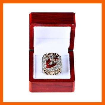 READY MADE 2016 CLEVELAND CAVALIERS BASKETBALL WORLD CHAMPIONSHIP RINGS US SIZE 8 9 10 11 12 13 14 AVAILABLE