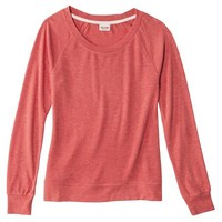 Mossimo Supply Co. Juniors Raglan Sleeve Top - Assorted Colors