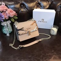 Fendi Latest Shoulder Bag Fashion Shopping Leather Tote