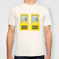 I want to believe ... again!  T-shirt by Alessandro Aru