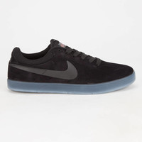 Nike Sb Zoom Eric Koston Flash Mens Shoes Black/Black  In Sizes