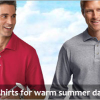 Mens Polo Shirts | Buy Mens Izod, Jerzees Polo Shirts & Sport T-Shirts
