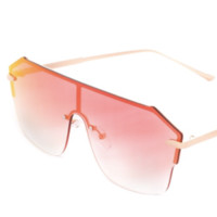 Retro Pop Sunglasses in Variety of Fun Summer Colors