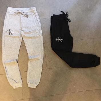 Calvin Klein Casual Stretch Sport Trousers Pants Sweatpants One-nice™