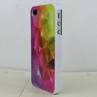 Diamond  Hard Case Cover for Apple iPhone 4gs Case, iPhone 4s Case, iPhone 4 Hard Case