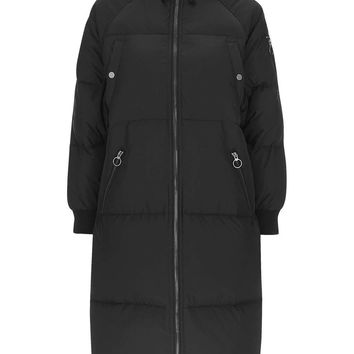 Real Down Puffer Jacket | Topshop