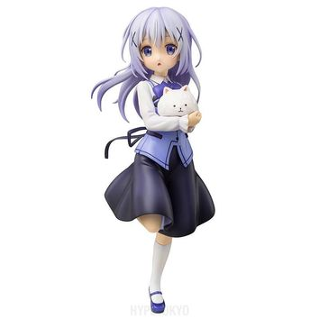 Is the order a rabbit?? Plum 1/7 Scale Figure : Chino (Cafe Style) [PRE-ORDER] - HYPETOKYO