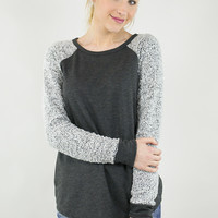 Cozy Comfort Knit Long Sleeve Shirt