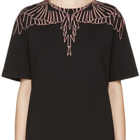 SSENSE Exclusive Black Aleta T-Shirt