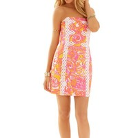 Tansy Strapless Dress - Lilly Pulitzer