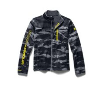 Under Armour Boys' UA Storm ColdGear Infrared Softershell Jacket