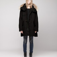 Fishtail Parka by Le Bac by United Bamboo