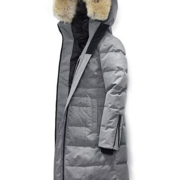 CANADA GOOSE winter women Down jacket/gray