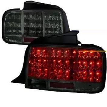 Ford Mustang Sequential Led Taillights - Smoke Performance Conversion Kit