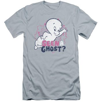 Casper - Seen A Ghost Premuim Canvas Adult Slim Fit 30/1