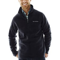 jcpenney | Columbia® Lone Ridge Quarter-Zip Fleece Jacket