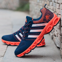 """Adidas"" Women Fashion Trending Running Sports Shoes Orange"