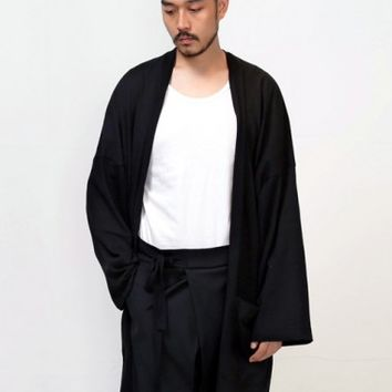 Vandals Oversized Long Samurai Cardigan