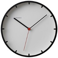 Tick Wall Clock in Black - Pop! Gift Boutique