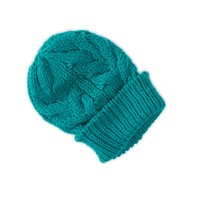 AEO Women's Slouchy Cable Knit Beanie