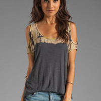 Gypsy 05 Jessie Muscle Tank in Grey from REVOLVEclothing.com