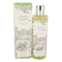 White Jasmine Shower Gel By Woods of Windsor