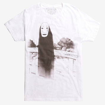 Studio Ghibli Spirited Away No-Face T-Shirt