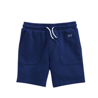 Boys Garment Dye Knit Shorts