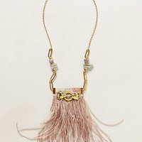 Windswept Ostrich Necklace