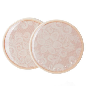 Ivory Lace BMA Plugs (13mm-27mm)