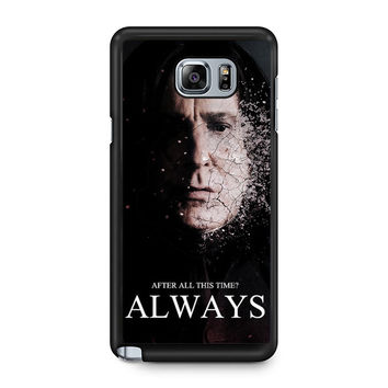 Severus snape always after all this time Note 5 Case