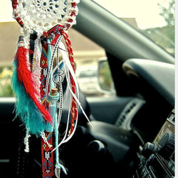 Dreamcatcher mini for your car