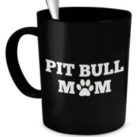 Pit Bull Mom (black)
