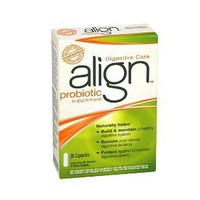 Align Digestive Care Probiotic Supplement, 28-Count $18.99