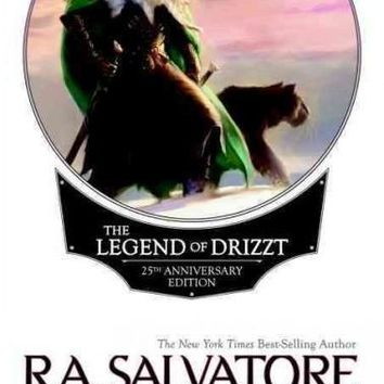 The Legend of Drizzt Book IV: The Silent Blade / The Spine of the World / The Sea of Swords (Forgotten Realms:The Legend of Drizzt)