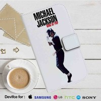 Michael Jackson King of Pop Leather Wallet iPhone 4/4S 5S/C 6/6S Plus 7| Samsung Galaxy S4 S5 S6 S7 NOTE 3 4 5| LG G2 G3 G4| MOTOROLA MOTO X X2 NEXUS 6| SONY Z3 Z4 MINI| HTC ONE X M7 M8 M9 CASE