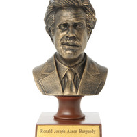 Anchorman Ron Burgundy Bust